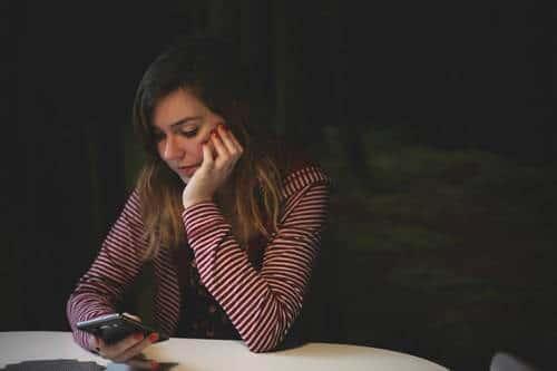 las redes sociales en las emociones de los adolescentes