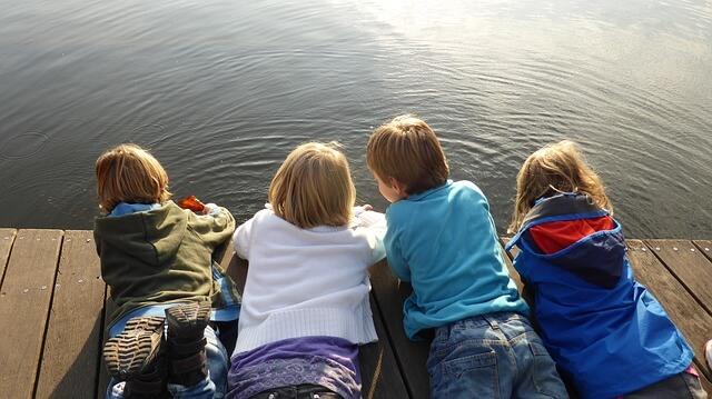 enseñar relajación a los niños