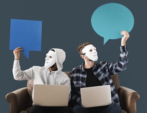 proyección mascaras