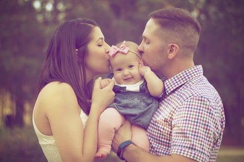 relación de pareja cuando llegan los hijos