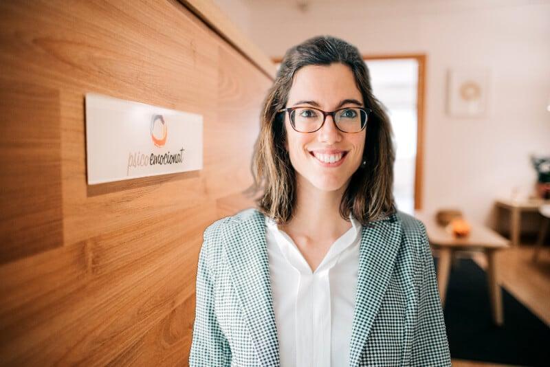 Adriana Reyes psicologa barcelona - Foto Centro