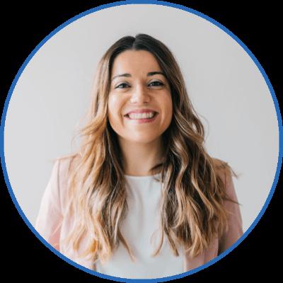 Ana Isabel García psicologa barcelona - Foto circular