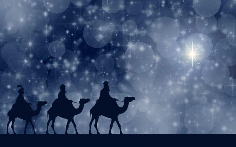 Cómo explicar los Reyes Magos a los niños