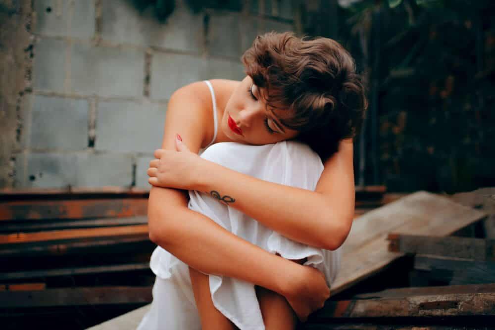 La necesidad de controlar - Foto mujer dormida
