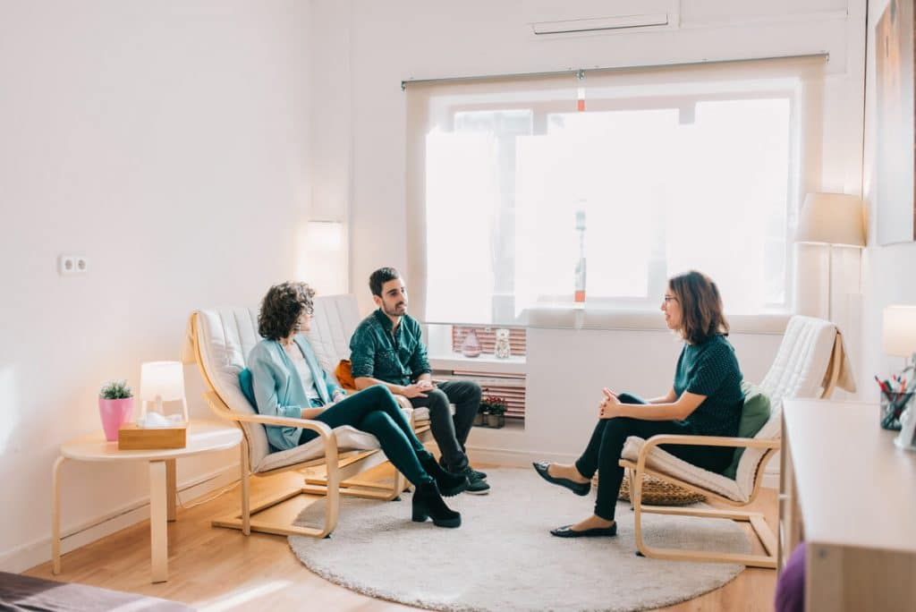 Centro de Psicología en Barcelona - Parejas