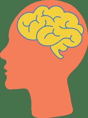psicologo barcelona precios y tarifas psicoemocionat - icono cerebro