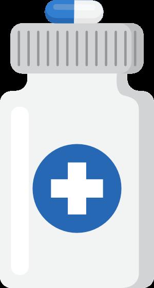 psiquiatra barcelona psicoemocionat - Icono farmaco
