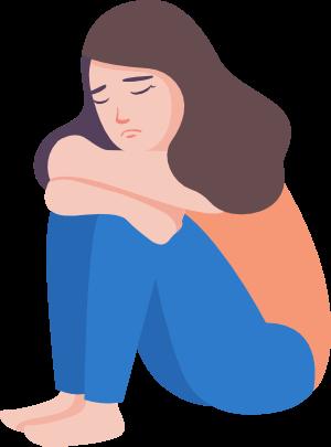 psiquiatra barcelona psicoemocionat - Icono tristeza