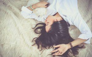 chica sueño